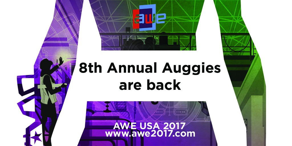 Auggie Awards_AWE 2017_Augmented Reality