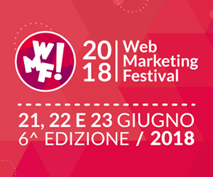 Web Marketing Festival info