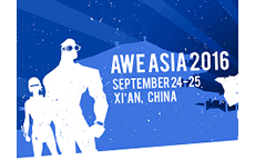 Augmented World Expo ASIA & EUROPE 2016, constantly connected with the world