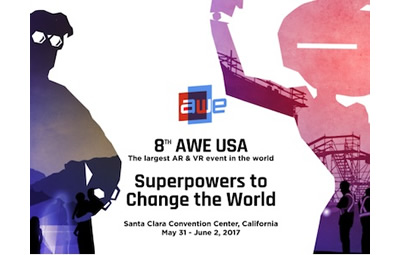 AWE USA 2017, Pikkart superpowers stand out in the global AR scene